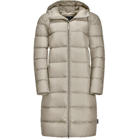Jack Wolfskin Crystal Palace Manteau Femme, dusty grey